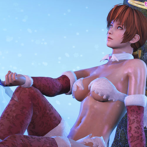 Thumbnail image for DoA5 - Kasumi - Angel outfit