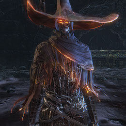 Bloodborne / Keeper of the Old Lords