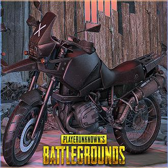 Thumbnail image for PLAYERUNKNOWN'S BATTLEGROUNDS - Motorcycle with sidecar