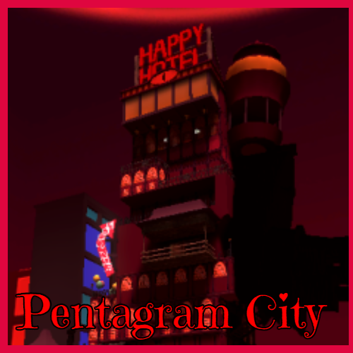 Thumbnail image for Pentagram City [Hazbin Hotel]