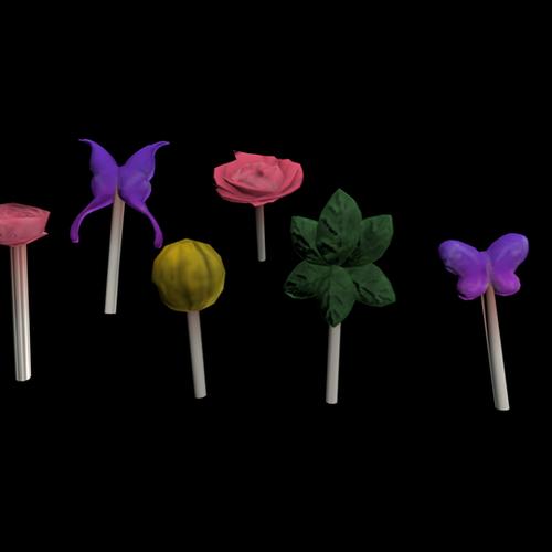 Thumbnail image for Bayonetta Lollipops