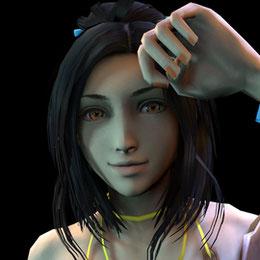 Lebreau - Final Fantasy XIII.
