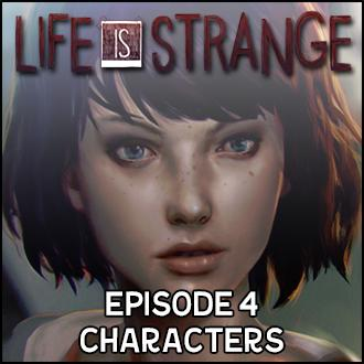 Thumbnail image for Life is Strange - Ep. 4 Character Pack