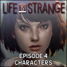Life is Strange - Ep. 4 Character Pack