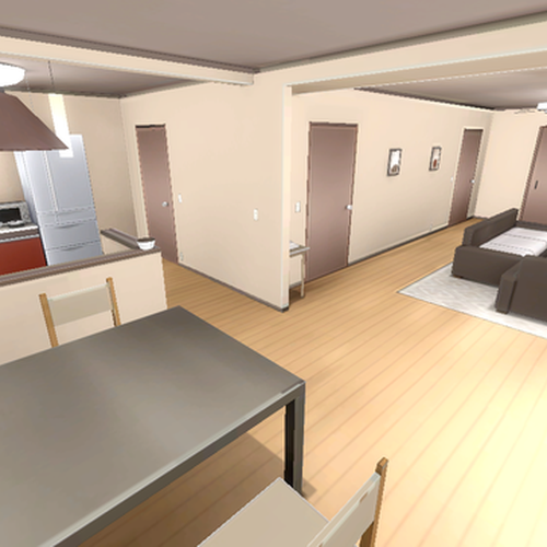 Thumbnail image for House/Room stages