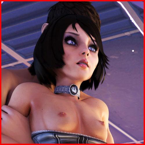 Thumbnail image for Ultimate Elizabeth - Bioshock Infinite