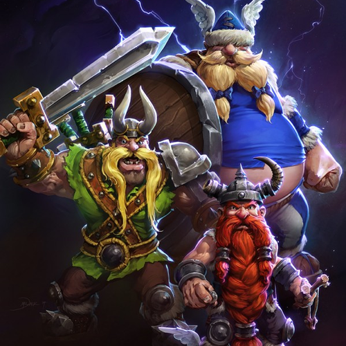 Thumbnail image for HotS - The Lost Vikings (Beta release)
