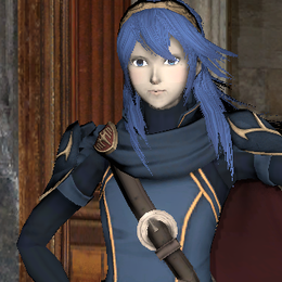 Lucina - Super Smash Bros. for WiiU