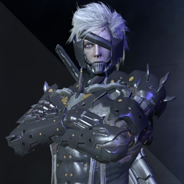 Metal Gear Rising - Revengeance [Raiden]