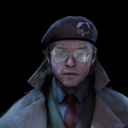Kazuhira Miller (Metal Gear Solid V: The Phantom Pain)