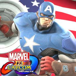MARVEL VS. CAPCOM: INFINITE - Captain America