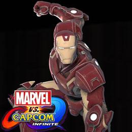 MARVEL VS. CAPCOM: INFINITE - Iron Man