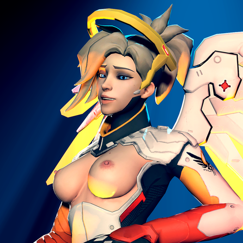 Thumbnail image for Lewd Mercy - Overwatch