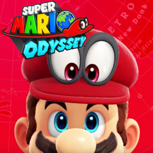 Thumbnail image for Super Mario Odyssey: Mario Pack