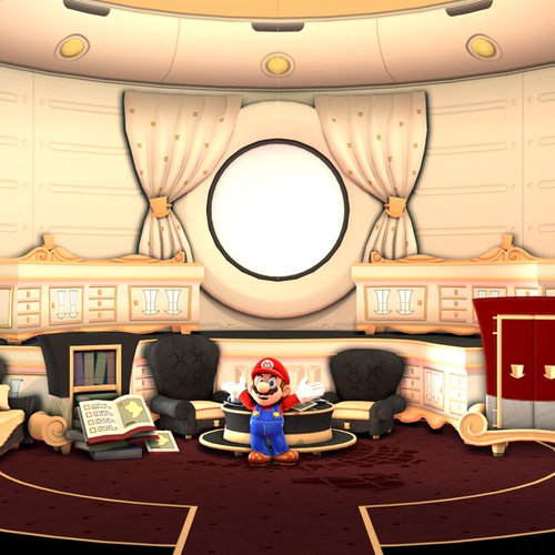 Thumbnail image for Super Mario Odyssey Interior and Furniture Pack