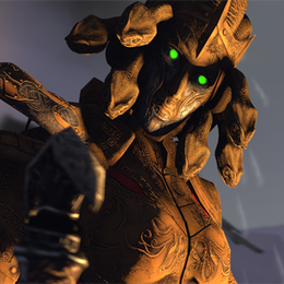 Medusa Armor