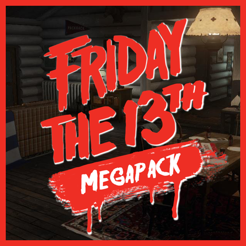 Thumbnail image for Friday the 13th - Megapack