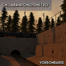 [Map] GM_Abandoned_metro
