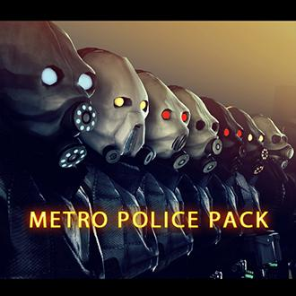 Thumbnail image for Metro Police Pack