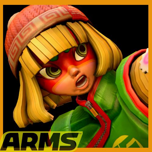 Thumbnail image for Min-Min [ARMS-SSBU]