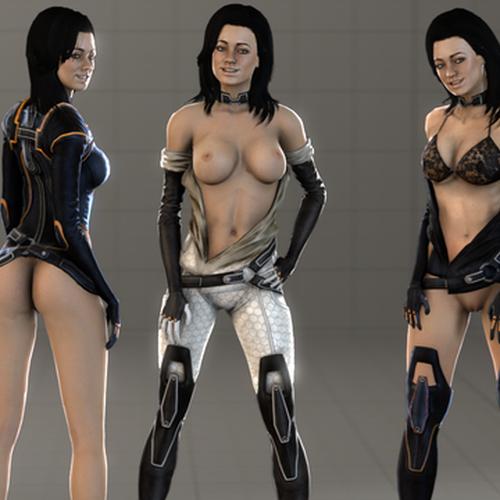 Thumbnail image for Miranda Variants (Latex Suit)