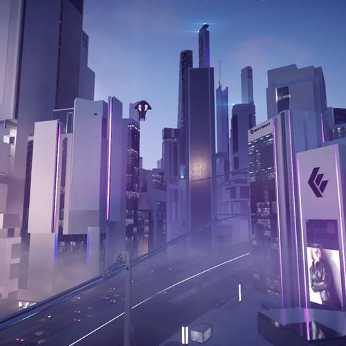 Thumbnail image for Mirror's Edge HDRIs (Buildings, Rooftop, Interiors)