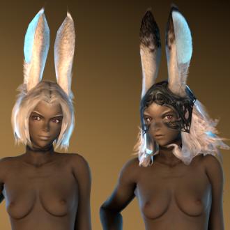 Thumbnail image for Mjrn & Fran [Final Fantasy XII]