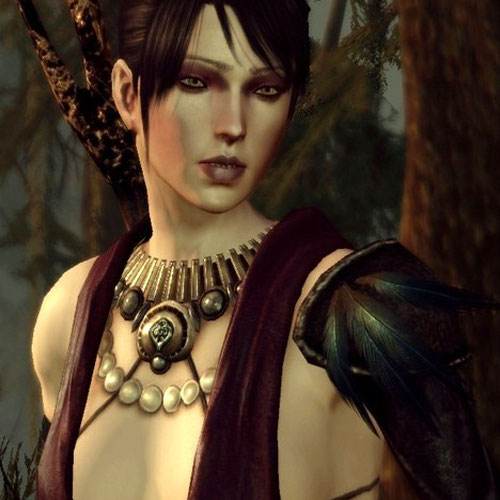 Thumbnail image for Dragon Age Origins:Morrigan Sound Effects