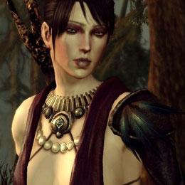 Dragon Age Origins:Morrigan Sound Effects