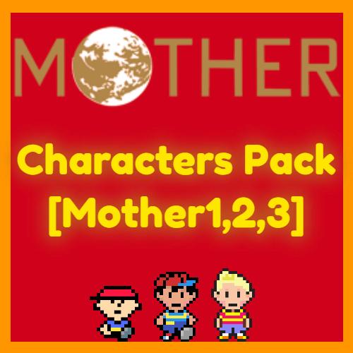 Thumbnail image for Mother Saga: Characters Pack