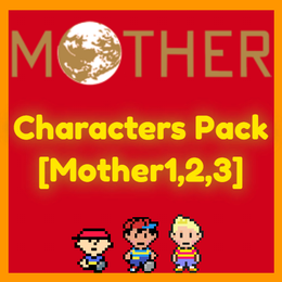Mother Saga: Characters Pack