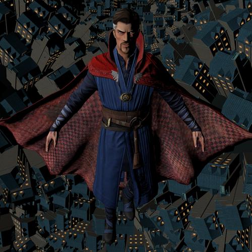Thumbnail image for Doctor Strange