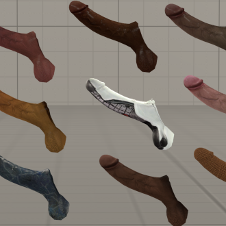 Thumbnail image for Gnin's Multicock + Extended Skin Support