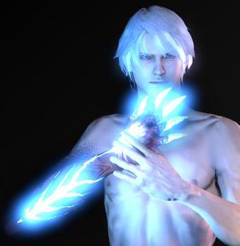 Thumbnail image for Nero Nude Model (Devil May Cry 4)