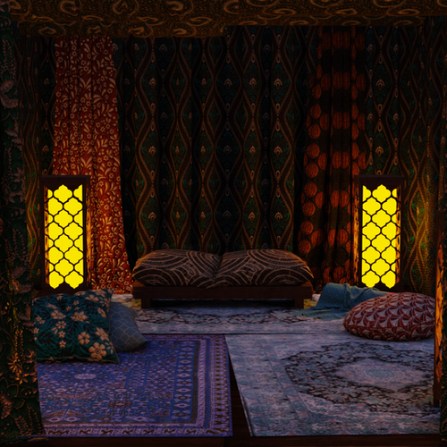 Thumbnail image for Moroccan Tent