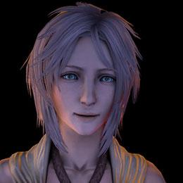 Nora Estheim - Final Fantasy XIII.