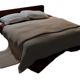 Nyl Blender Bed
