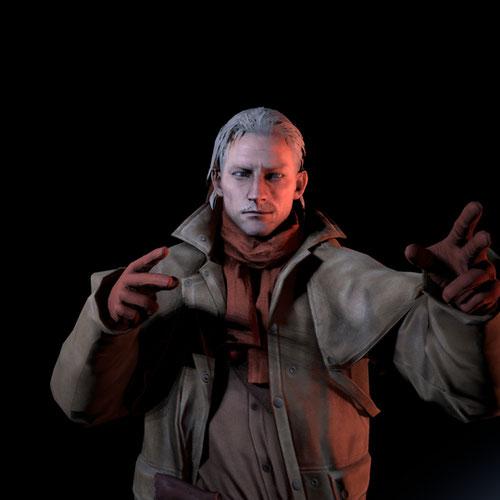 Thumbnail image for Revolver Ocelot (Metal Gear Solid V: The Phantom Pain