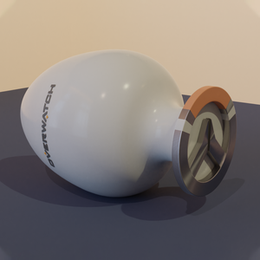 Overwatch Buttplug for Blender