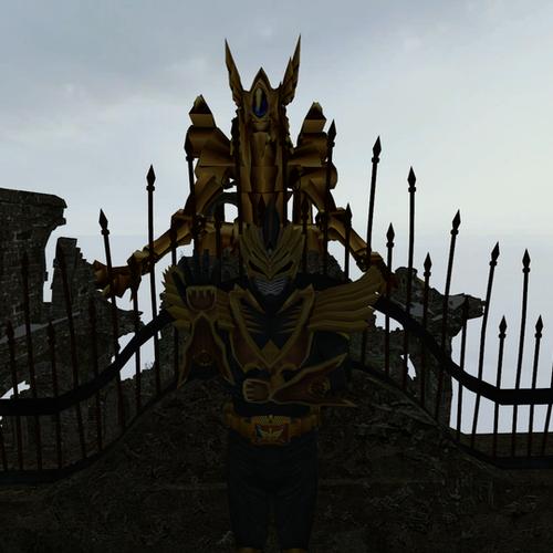 Thumbnail image for Kamen Rider Odin/Wrath