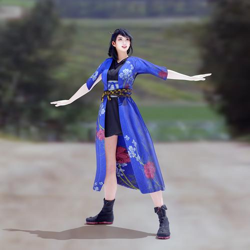 Thumbnail image for [Nioh] Okatsu