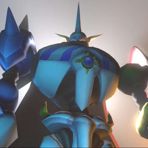 Thumbnail image for Digimon Linkz-Omegamon