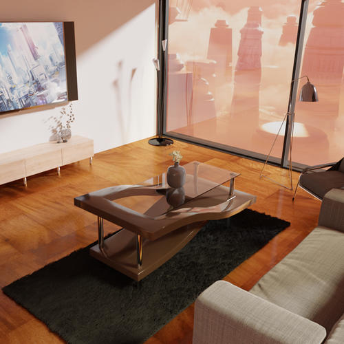 Thumbnail image for Bespin Apartment