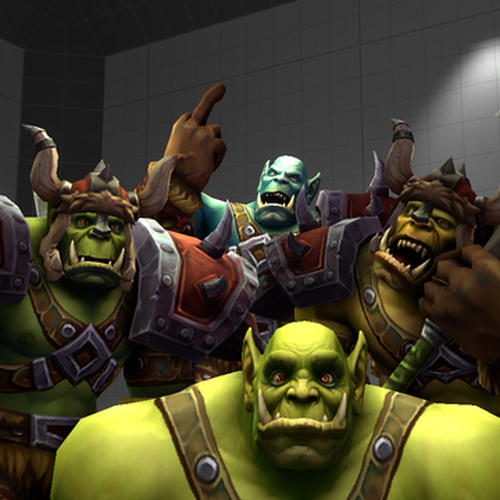 Thumbnail image for Generic Orc Grunts (WoW)