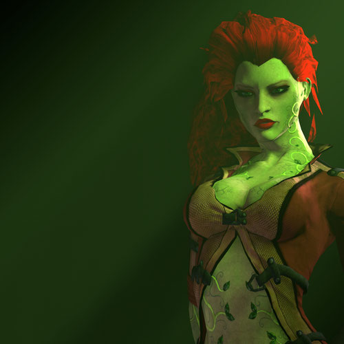 Thumbnail image for Poison Ivy (Arkham City)