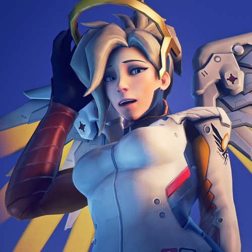 Thumbnail image for Overwatch - Mercy