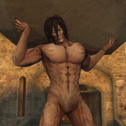 Thumbnail image for Eren Yeager Titan (Attack on Titan)