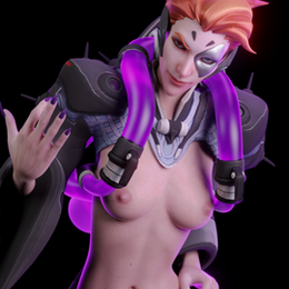 Moira From overwatch