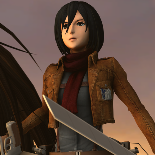 Thumbnail image for Mikasa Ackerman (Attack on Titan)
