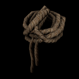 Rope Tied Tomb Raider 2013